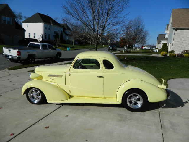 1937 Chevrolet Other Master Deluxe coupe