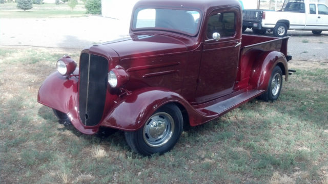 1937 Chevrolet Other Pickups Low Cab