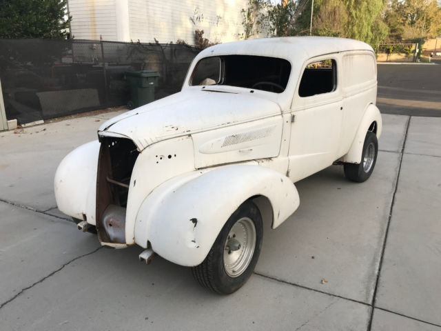 1937 Chevy Sedan Delivery 1936 1938 1939 1940 Gasser Hot Rod