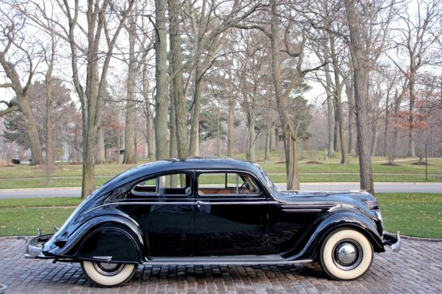 1937 Chrysler Other Airflow Imperial Coupe