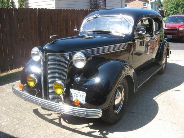 1937 DeSoto 376S3 Excellent for age of car