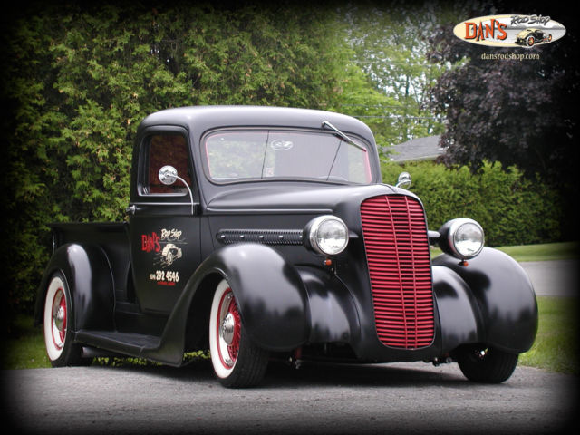hot rod trucks for sale in canada autos post. Black Bedroom Furniture Sets. Home Design Ideas