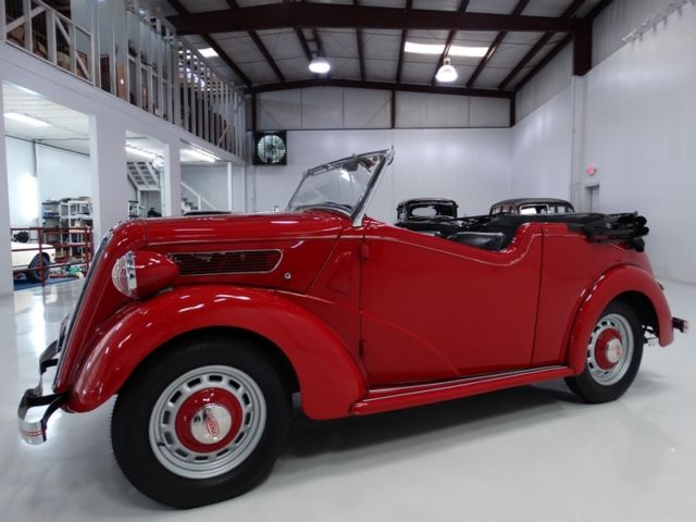 1937 Ford Other 10 7W Tourer, ONLY 25,802 MILES! STUNNING!