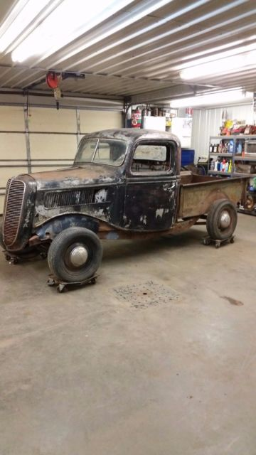 1937 Ford Other Pickups Base