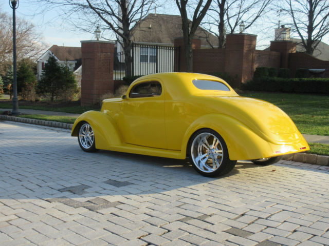 1937 Ford 3 WINDOW COUPE STREET ROD 3 WINDOW COUPE