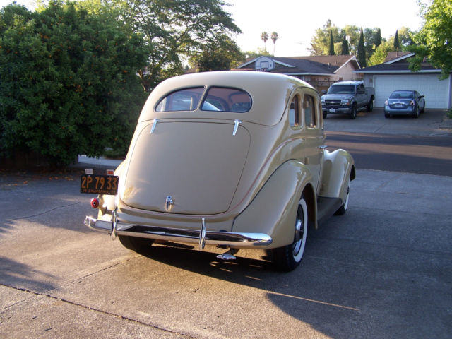 1937 Ford Other 1937 4 door sedan slant back