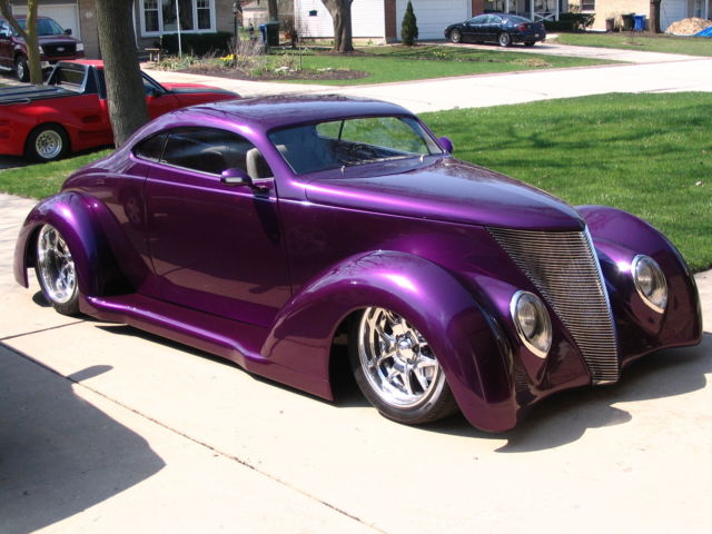 1937 Ford 5w Hardtop OZE Body