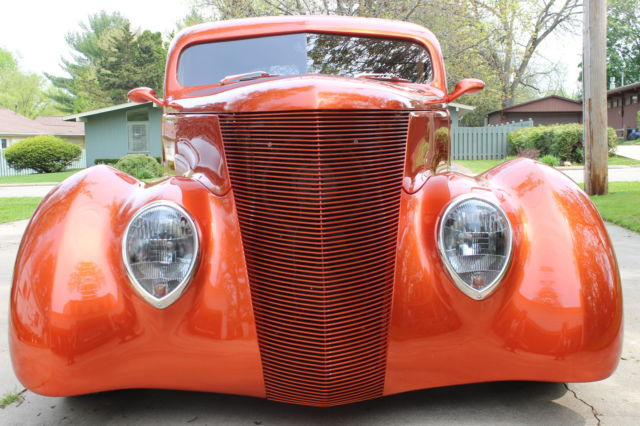 1937 Ford Cabriolet Coupe