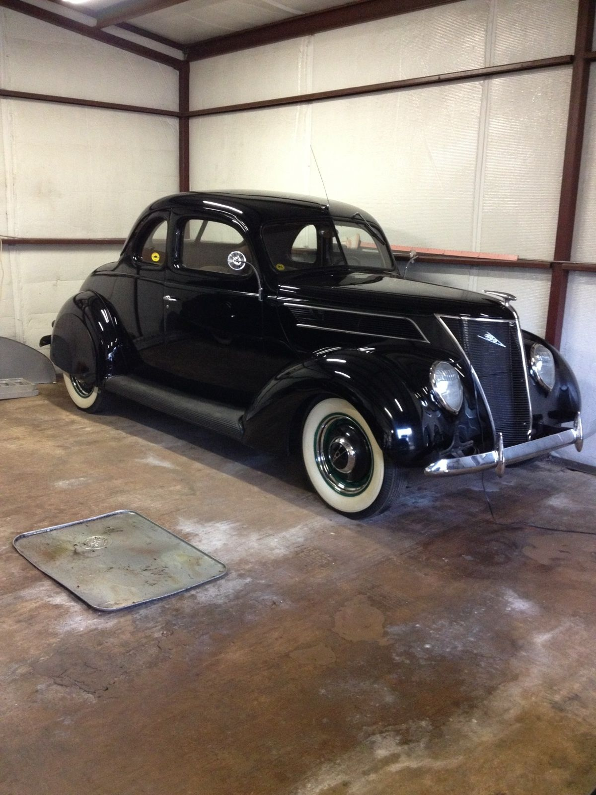 1937 Ford Other Coupe