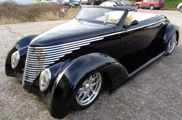 1937 Ford Coupe Ls1 Automatic Oze Hand Built Body Air