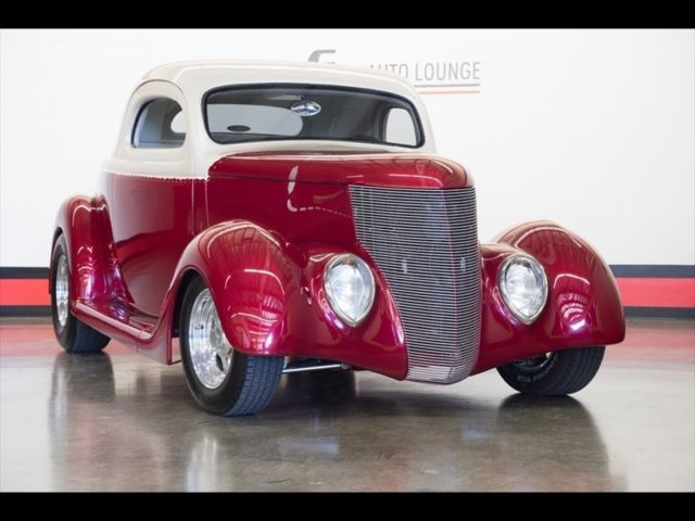 1937 Ford Coupe Coupe Custom