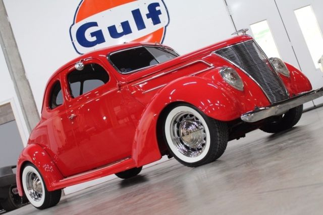 1937 Ford 2 Door Coupe Restomod Coupe
