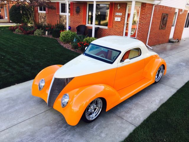 1937 Ford Other Two Tone w/ Off White