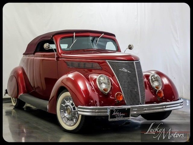 1937 Ford Other Coupe Cabriolet All Steel