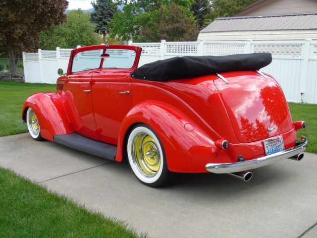 1937 ford four door sedan convertible steel for sale photos technical specifications description. Black Bedroom Furniture Sets. Home Design Ideas