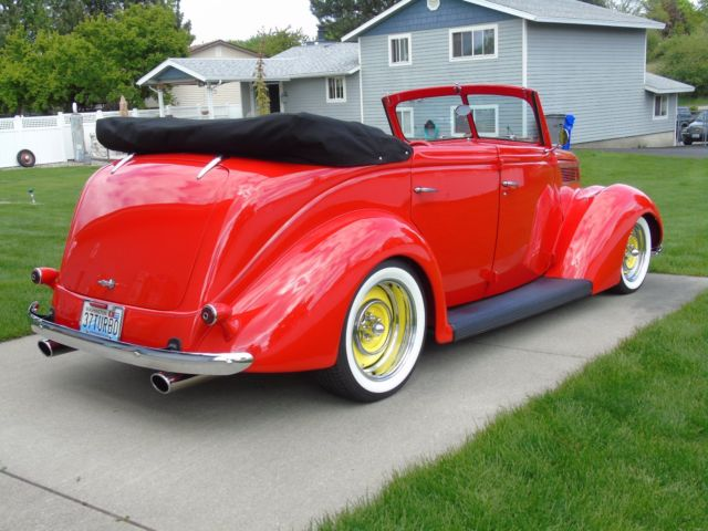 1937 ford four door sedan convertible steel for sale for 1937 ford four door