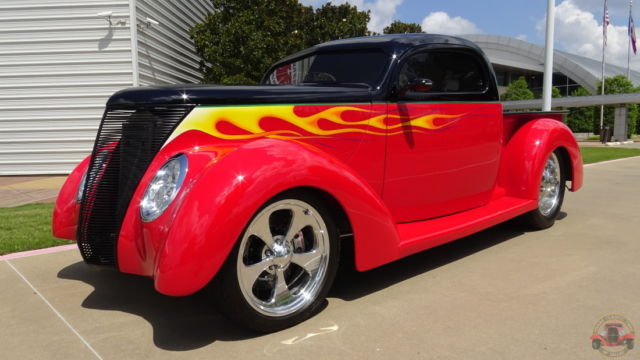 1937 Ford Other Pickups Hot Rod HRT!
