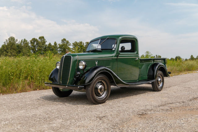 Ford Model Pickup Complete Restoration Flathead V