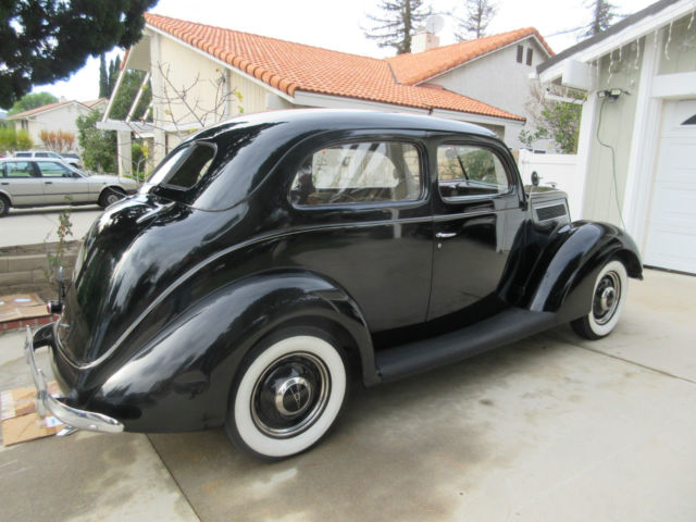 1937 ford model 85 2 door sedan trunk back original for sale photos technical specifications for 1937 ford two door sedan