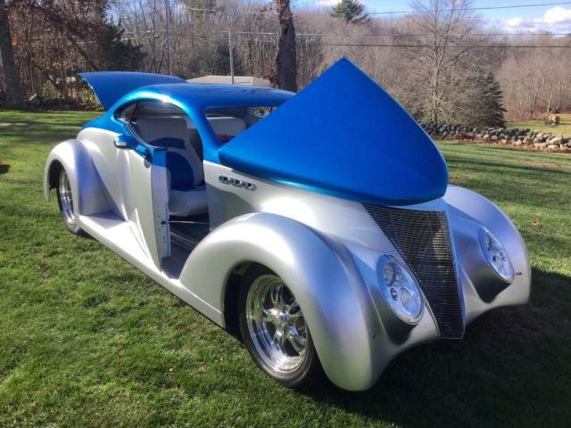 1937 Ford OZE coupe  3 window coupe