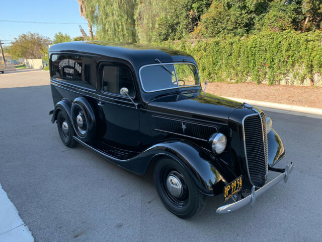 1937 Ford Panel Delivery Deluxe