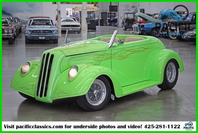 Ford Body Parts >> 1937 Ford Roadster Mustang Ii Jag Rear End Anglia Body Parts