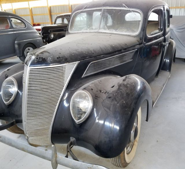 1937 Ford Other deluxe