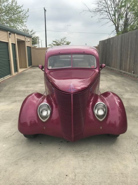 1937 Ford SLANTBACK HOT ROD