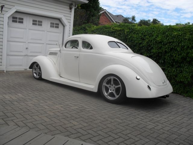 1937 Ford COUPE Chopped top
