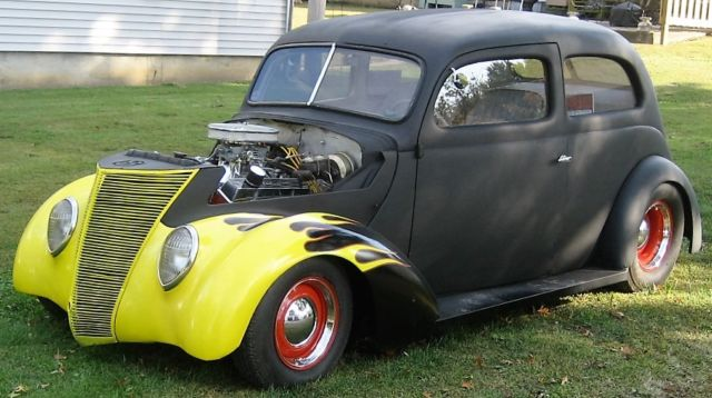 1937 Ford Other slantback