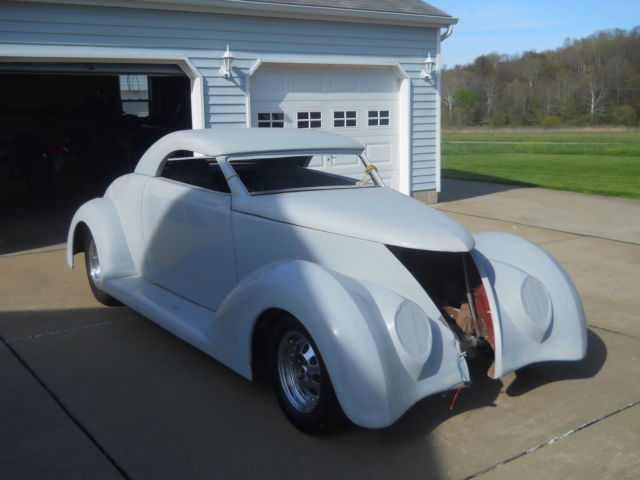 1937 Ford Other Wild Rod