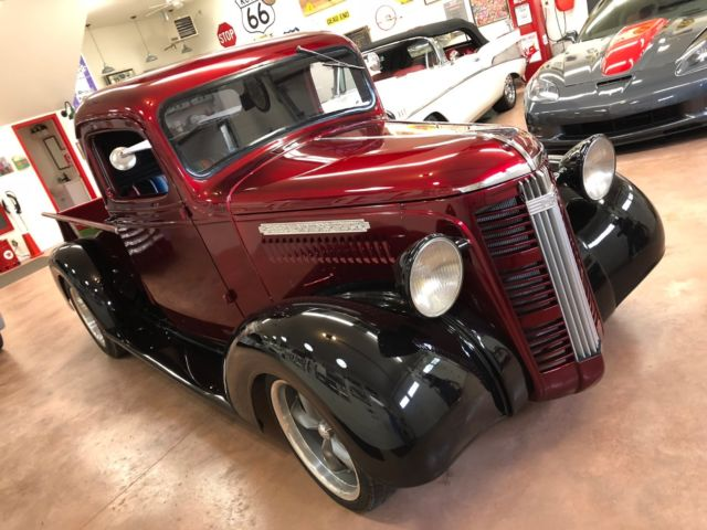 1937 GMC T14 Short Bed Street Rod