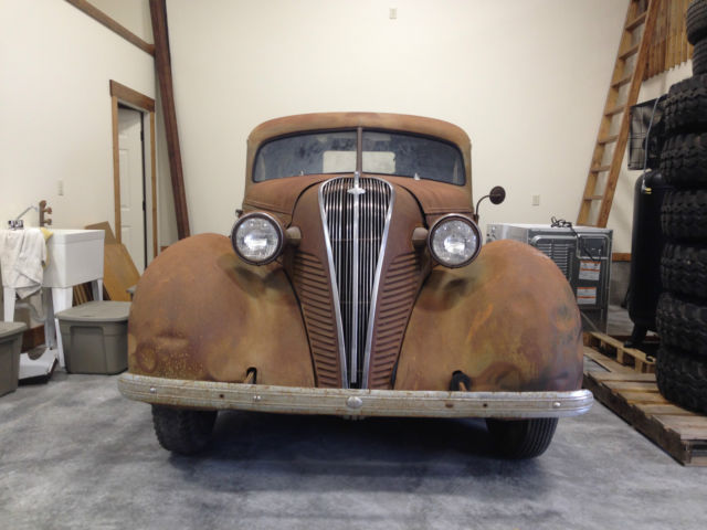 1937 Other Makes Terraplane