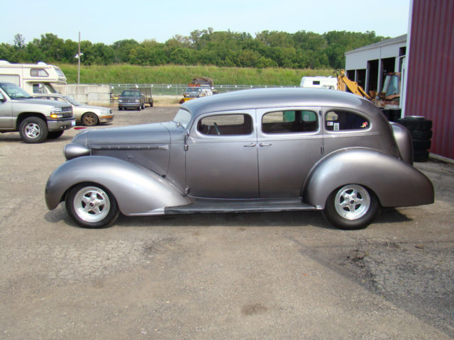 1937 Other Makes Terraplane Super Touring Sedan