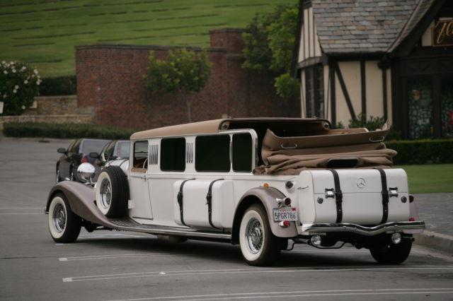 1937 mercedes benz landaulet 6 passenger limousine for Mercedes benz limousine price