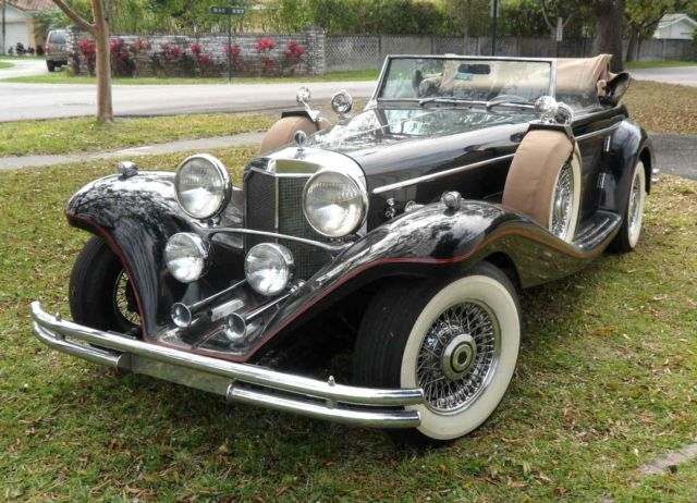 1937 Mercedes-Benz 500-Series