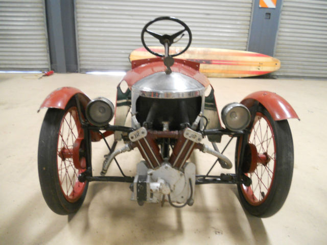 1937 Other Makes 1937 MORGAN THREE WHEELER