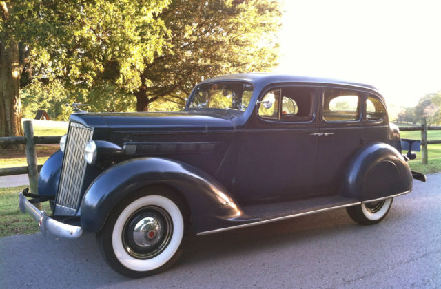 1937 Packard One Fifteen