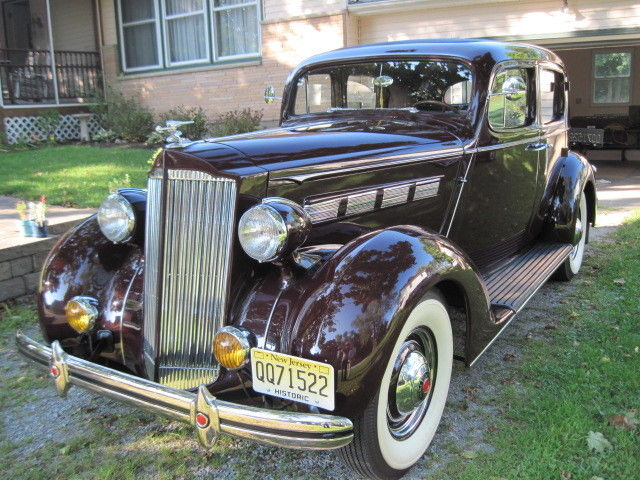 1937 Packard 120 Club Sedan