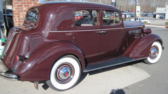 1937 Packard 120 Club Sedan For Sale Photos Technical