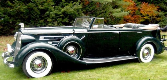 Packard Convertible Sedan For Sale Photos