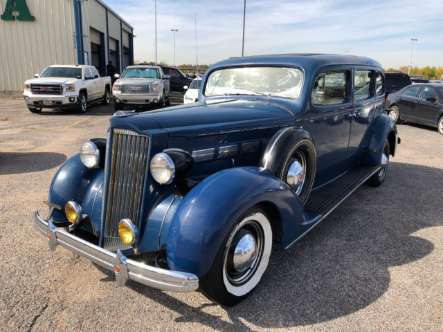 1937 Packard Model 1-38 Deluxe Touring