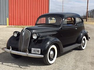 1937 Plymouth Other Slant Back