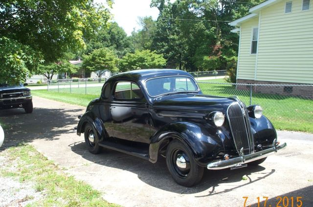 1937 Plymouth Other