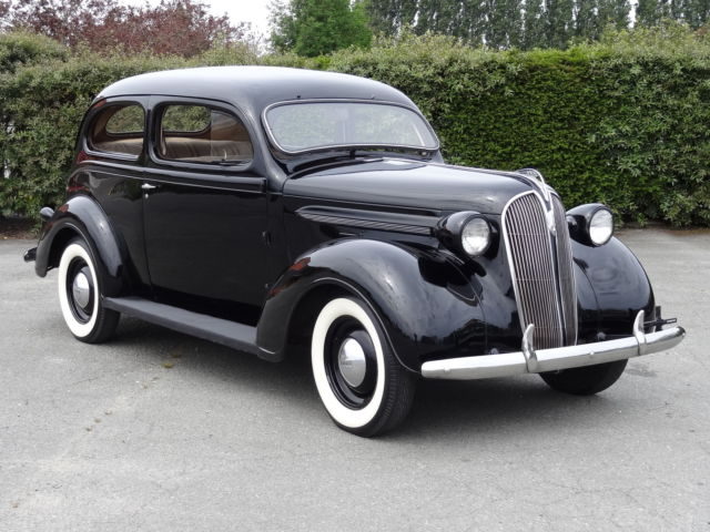 1937 Plymouth Other 2-Door Sedan