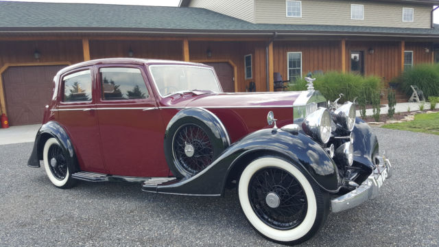 1937 Rolls-Royce Other
