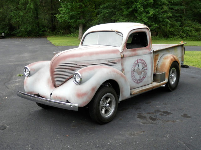1937 Willys 4-63 Pickup WILLYS