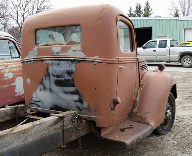 Ford Flathead V8 For Sale 1938 1939 Ford Truck Vintage 38 39 FoMoCo for sale: photos, technical ...