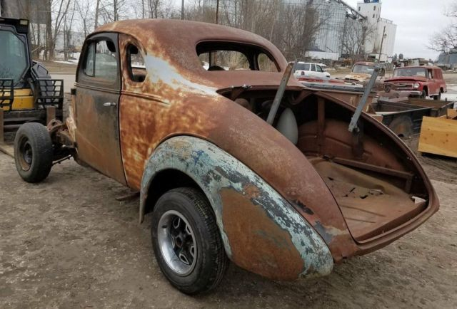 1938 38 Chevy Chevrolet Coupe for sale: photos, technical