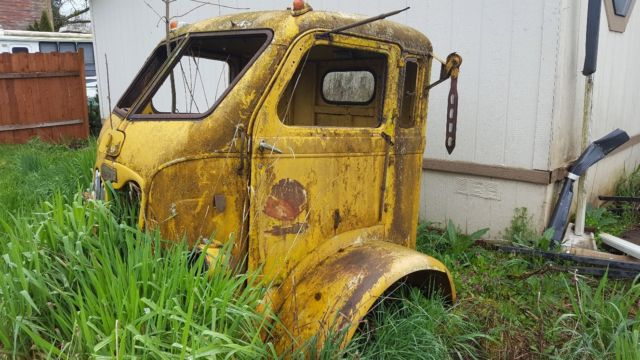 1938 Other Makes Autocar COE